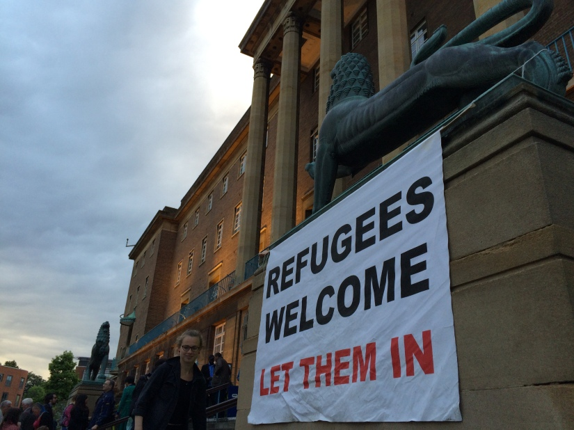 Solidarity with Norwich Migrants