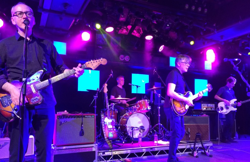 Howdy! What's going on with TeenageFanclub?