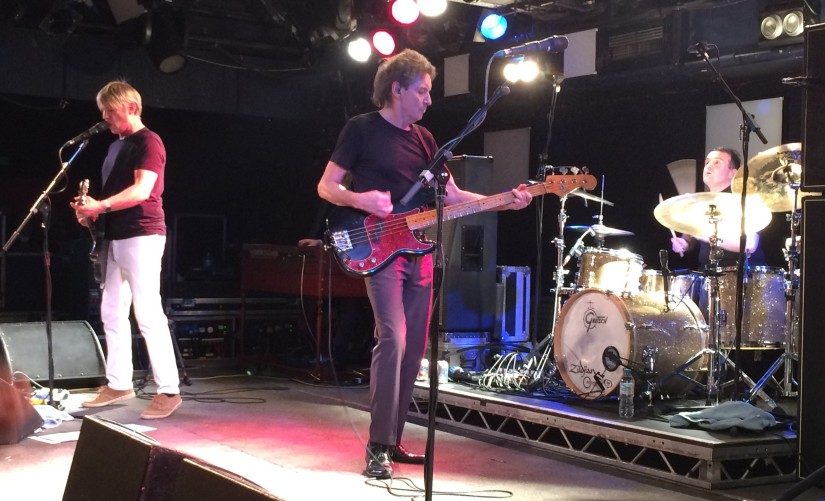 From The Jam to why Bruce Foxton needs to go italone