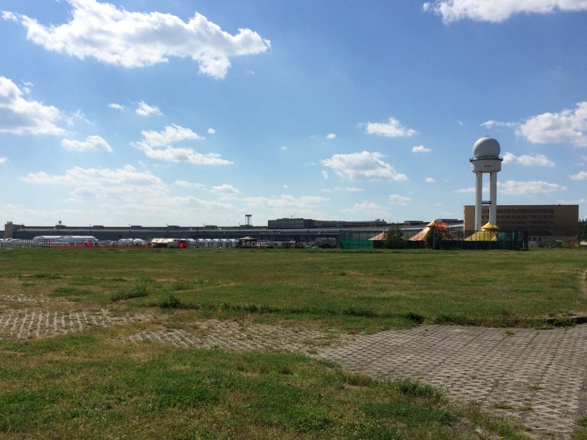 Tempelhofer Feld: Berlin's reclaimed heart?