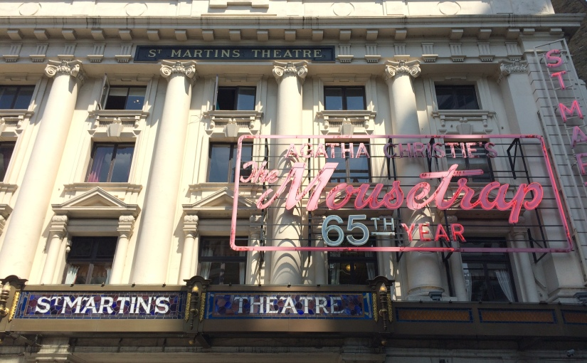 The Mousetrap: the world's longest runningplay