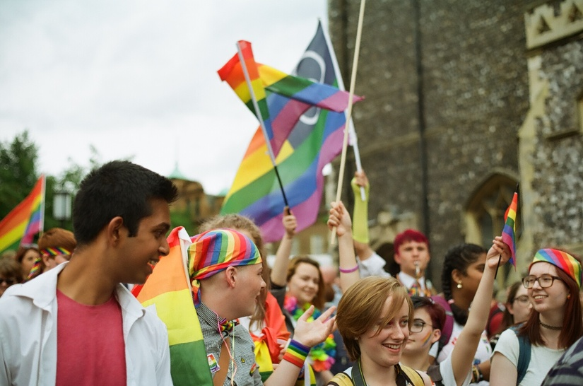 Photos from Norwich Pride2017