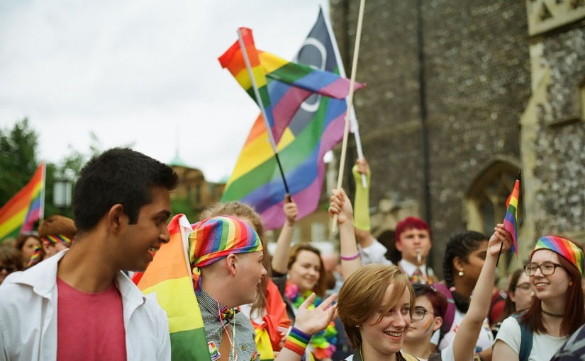 Photos from Norwich Pride 2017