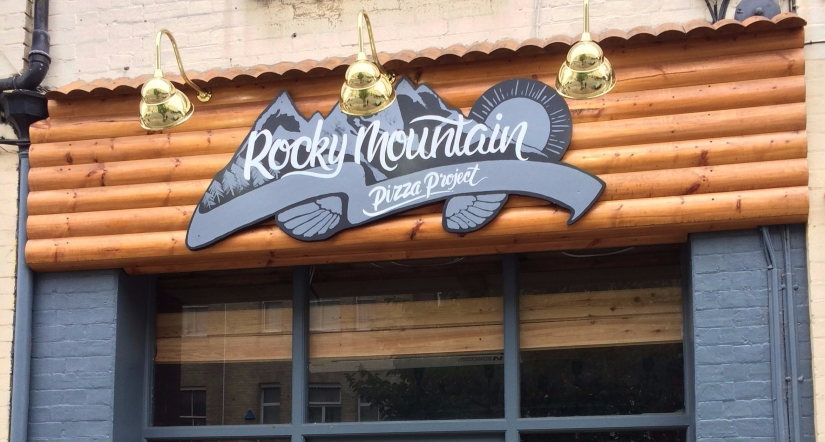Rocky Mountain Pizza Project Review