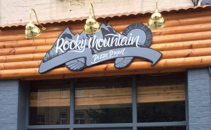 Rocky Mountain Pizza ProjectReview