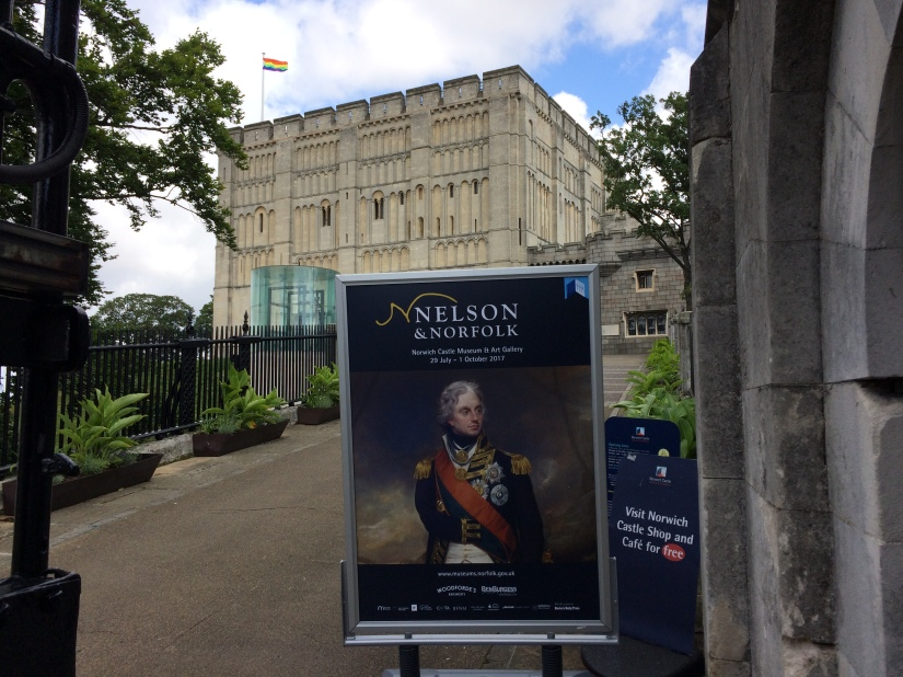 Nelson and Norfolk exhibition brings together important historical artefacts