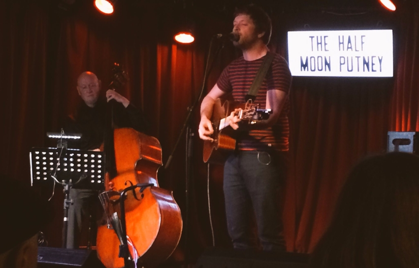 Steve Pilgrim and Danny Thompson at The Half Moon, Putney – Review