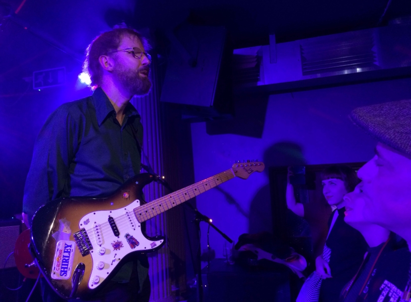 Spearmint close their latest chapter with a bang at The Water Rats