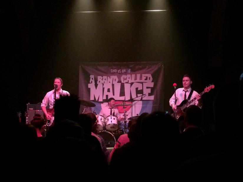 A Band Called Malice at the Norwich Arts Centre