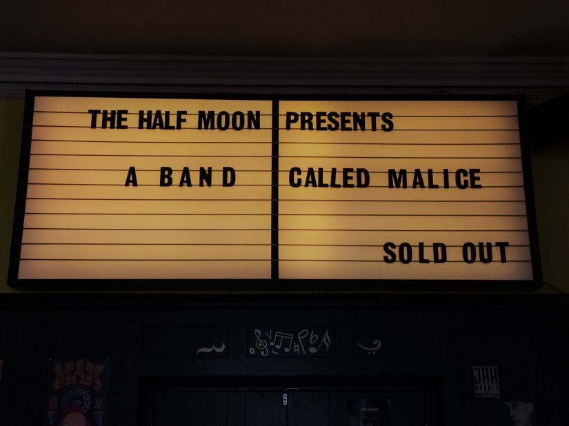 A Band Called Malice at The Half Moon, Putney